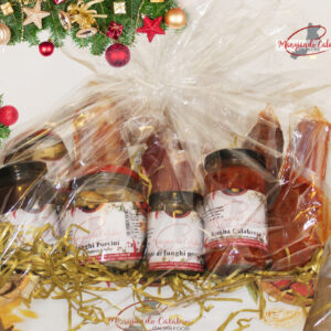 GIFT IDEAS CALABRIAN SALAMI AND PICKLES