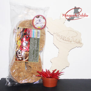 WHOLEMEAL CALABRIAN ROUND FRESE