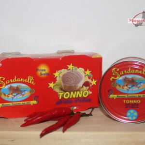 Calabrian tuna