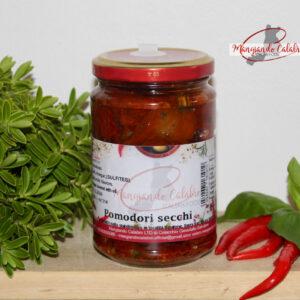 Calabrian Sun Dried Tomatoes