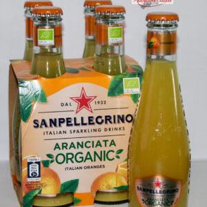 Orange Organic San Pellegrino
